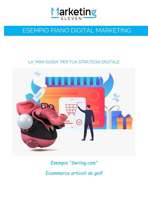 Piano Digital Marketing PDF - DA SCARICARE!
