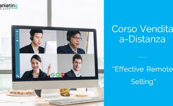 "Corso Vendita a-Distanza - ""Effective Remote Selling"""