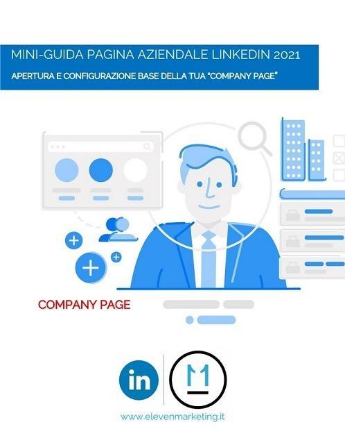 Creare pagina aziendale Linkedin PDF
