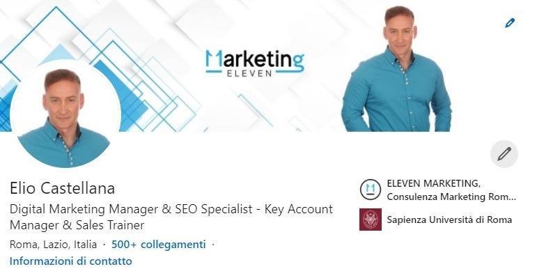 Guida SEO Linkedin 2021: come ottimizzare la foto del tuo profilo Linkedin