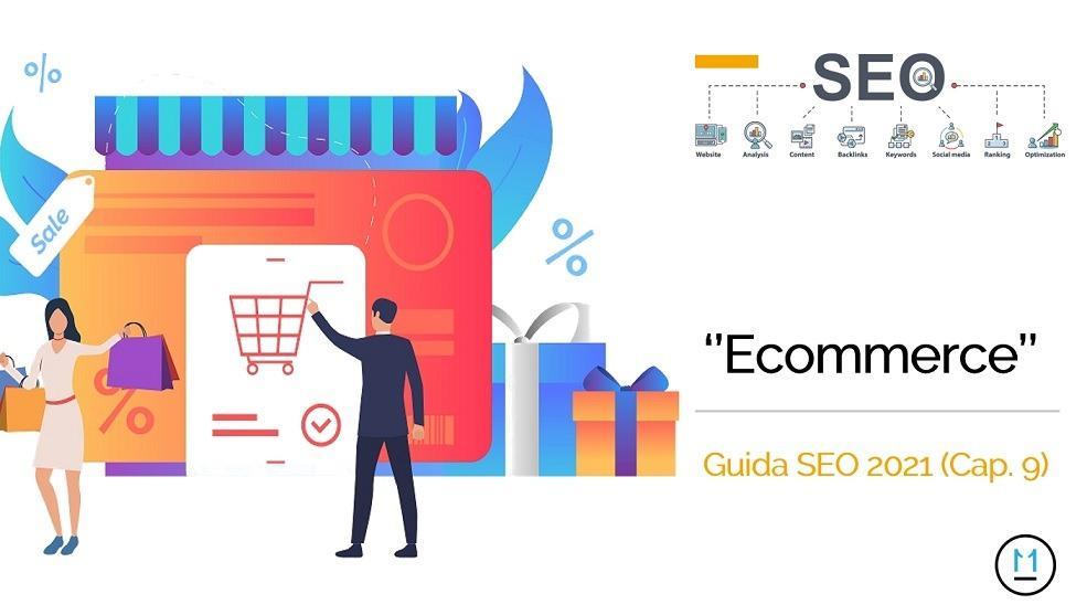 Guida Posizionamento Google 2021 - ecommerce