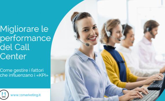 Come migliorare un Call Center: fattori che influenzano i KPI