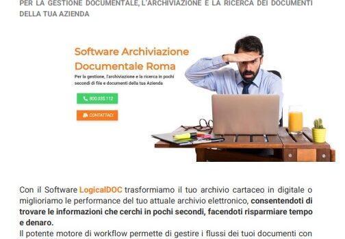 Software Archiviazione Documentale PDF