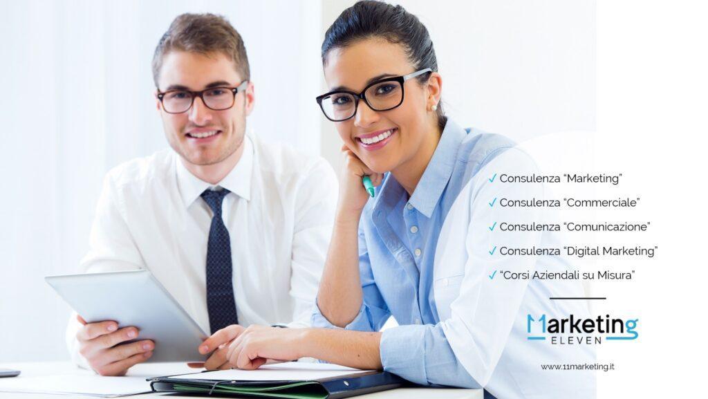 Ufficio Marketing in Outsourcing: commerciale e marketing